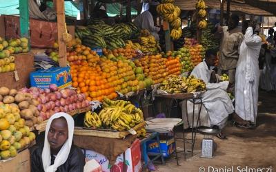 Szudáni piac