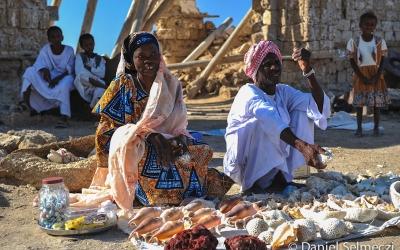 Szudán életképek
