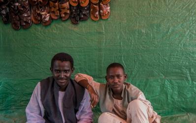 Szudáni emberek