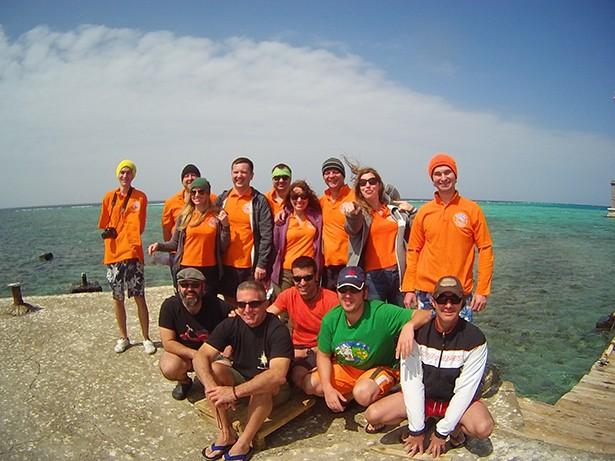 Búvár csapat