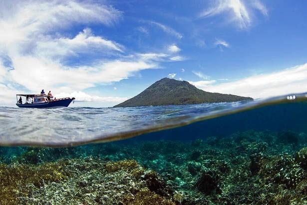 Búvárkodás Balin