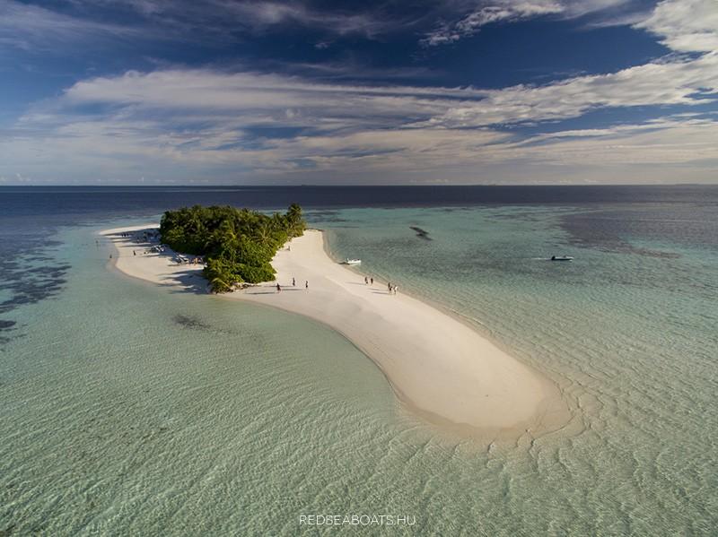 Maldív Szigetek búvárkodás