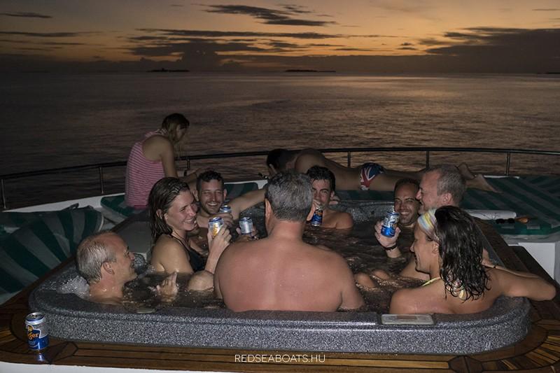 Maldív Szigetek merülés