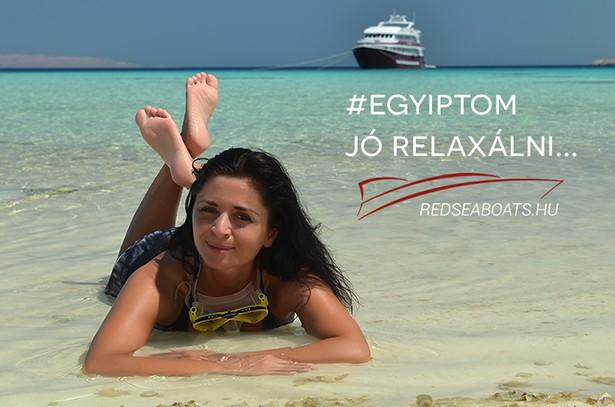 búvárszafari Egyiptom