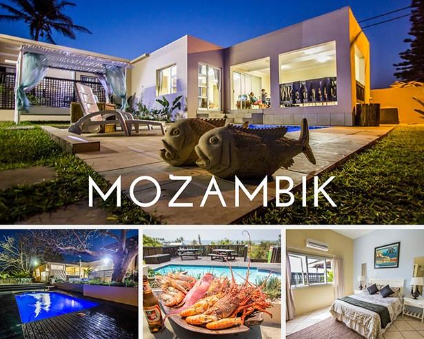 Mozambik búvárkodás