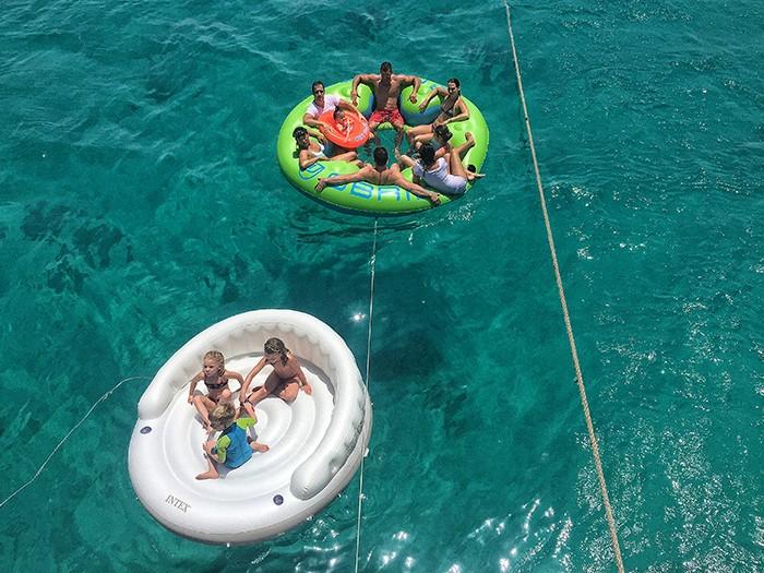 családi gyerekbarát nyaralás Vörös Tenger