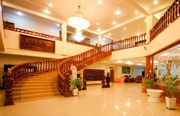 Kambodzsa Hotel Sihanoukwille