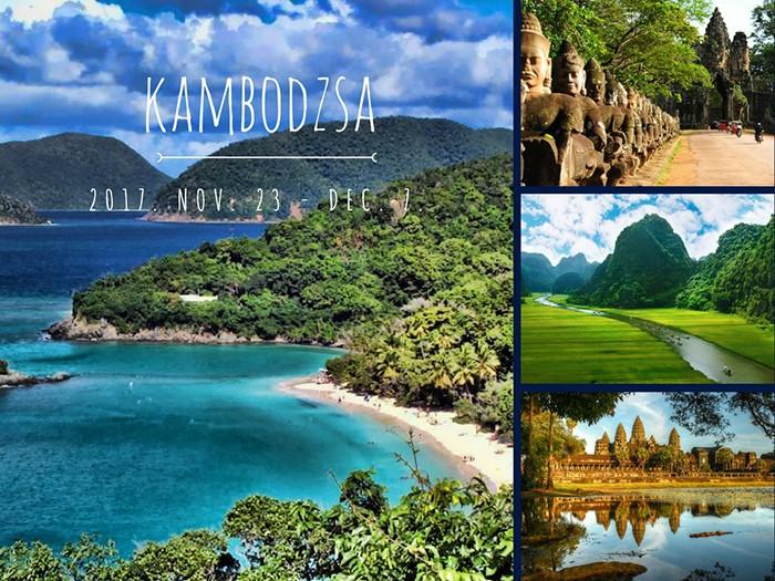 Kambodzsa búvár túra