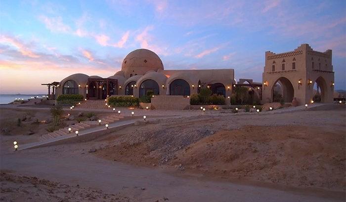 Marsa Shagra village