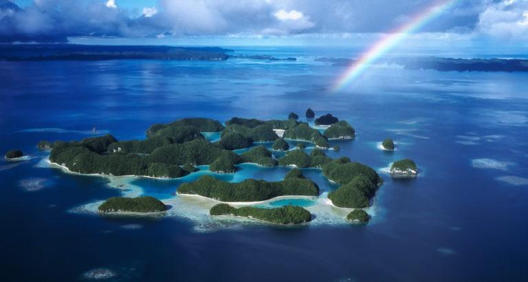Palau Rock Szigetek