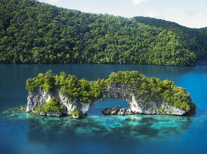 Palau Szigetek búvártúra